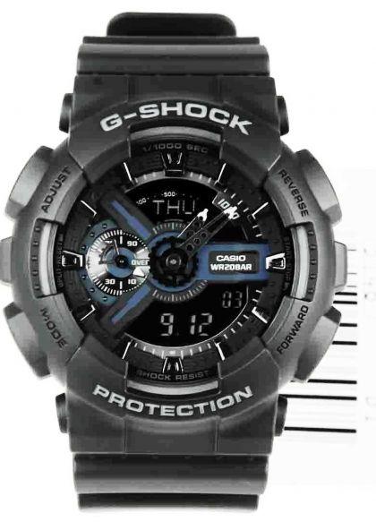 Đồng hồ Casio G-Shock nam GA-110-1BDR