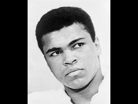Muhammad Ali coffin arrives in his hometown of Louisville, Kentucky