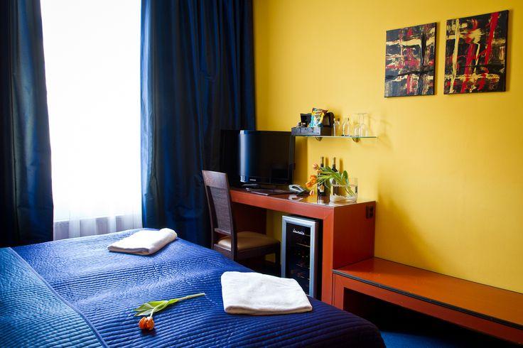 Dvoulůžkový pokoj typu standard