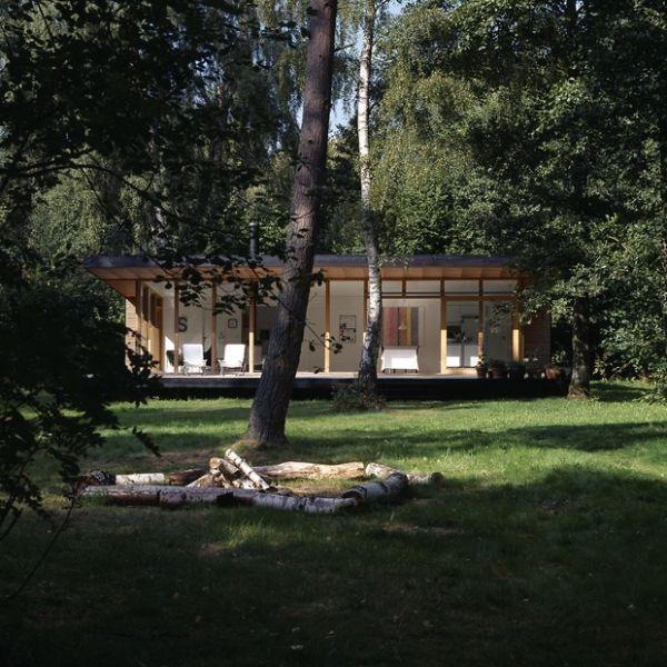 Modern Forest House: Best 25+ Small Modern Cabin Ideas On Pinterest