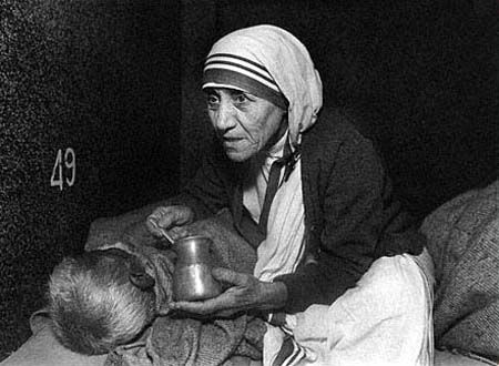 Risultati immagini per madre teresa di calcutta