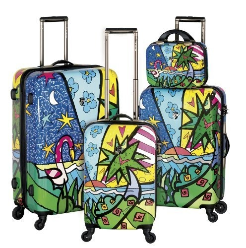 Heys USA Luggage Britto Palm Hard Side 4 Piece Luggage Set, Multi-Colored, One Size Heys,http://www.amazon.com/dp/B004HWFVG0/ref=cm_sw_r_pi_dp_2yNQrbE42EE240BD