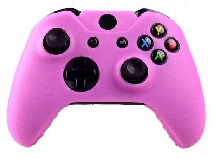 Pour Manette Xbox One - Etui de protection , Coque , Silicone ( neuf )