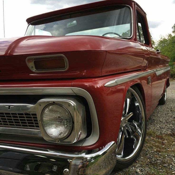 Chevy On Pinterest: 139 Best Images About 60-66 Chevy Trucks On Pinterest