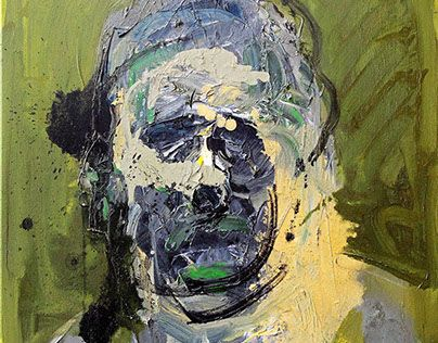 """Check out new work on my @Behance portfolio: """"Heads / Oil on canvas """" http://on.be.net/1vHbWYn"""