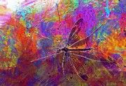 """New artwork for sale! - """" Crane Fly Mosquito Eater Insect  by PixBreak Art """" - http://ift.tt/2thHTcc"""