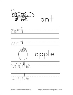 10 Best images about tracing worksheets on Pinterest | Fine motor ...