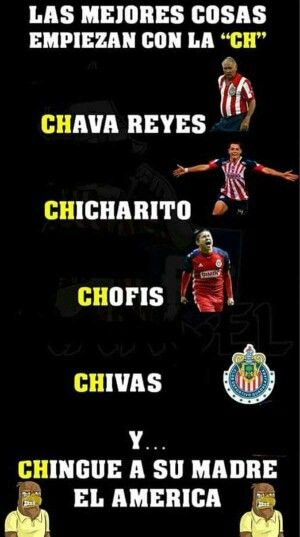 CH de Chivas