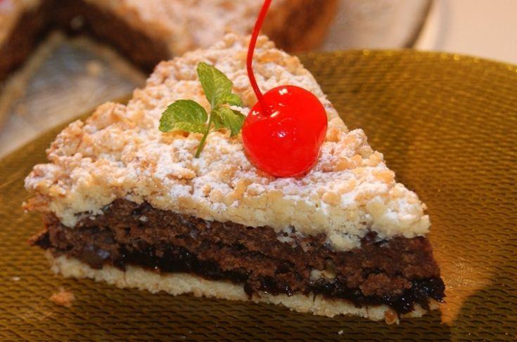Штрейзельский торт