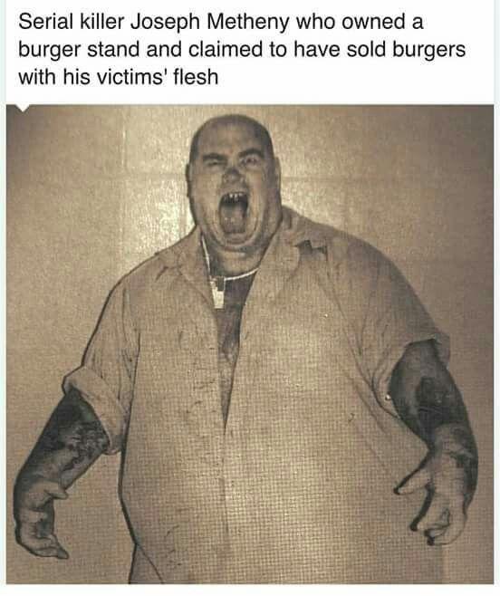 Serial, Cannibalistic Serial Killer