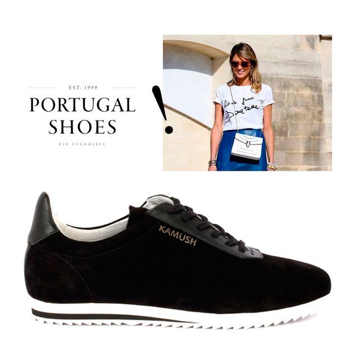 Sneakers by Kamush http://bit.ly/1XzpUqD