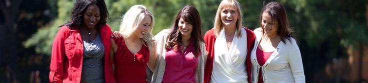 About Heart Disease in Women | Go Red For Women