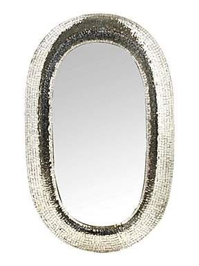 Alexa Silver Direct Co Ordinate Cushion House Silver And Mirror