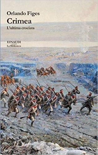 La guerra di Crimea ha dominato la metà del XIX secolo, provocando la morte di almeno 800mila persone. Figes la descrive come un'ultima crociata, nella quale la religione ebbe un ruolo fondamentale