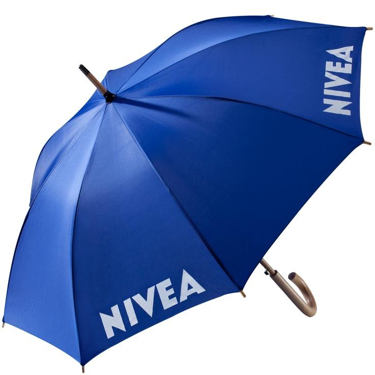 NIVEA Regenschirm #umbrella #nivea