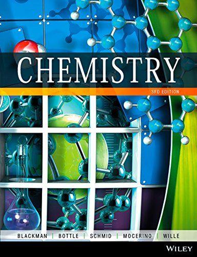 Chemistry Chemistry Chemie Physikalische Chemie Bucher
