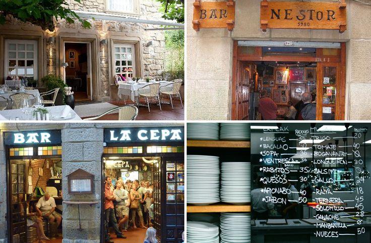 13 Essential Restaurants in and around San Sebastian, Spain