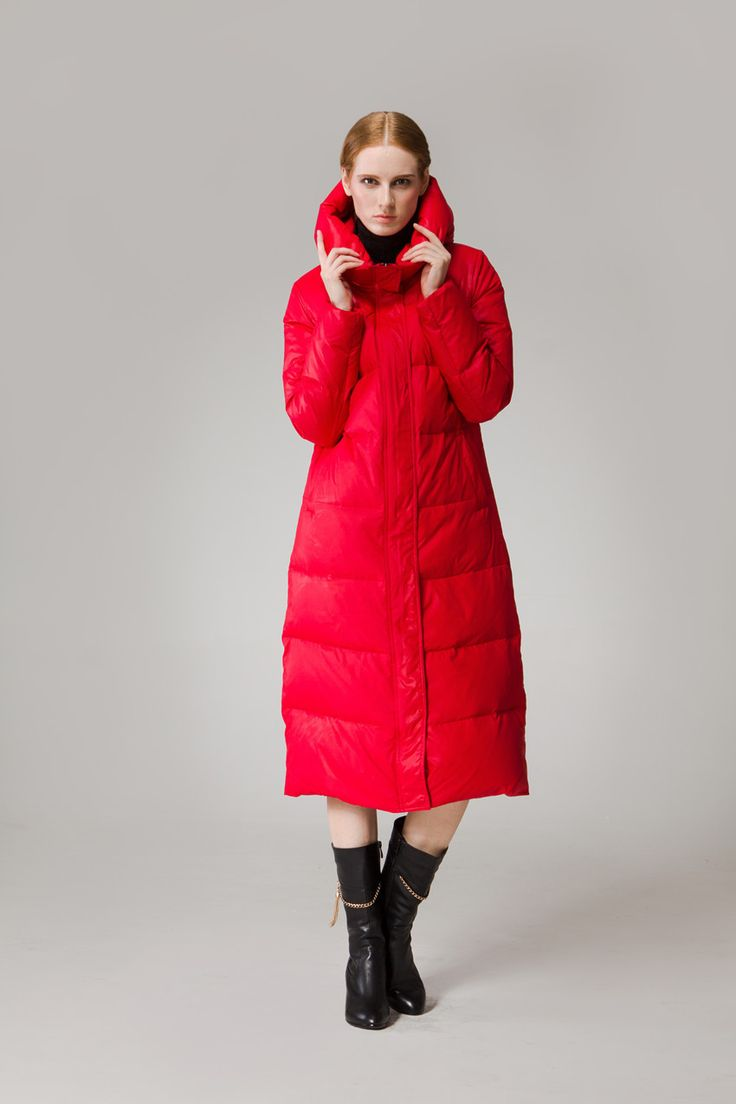 224 best Long Down Coats I really really want !! images on ...