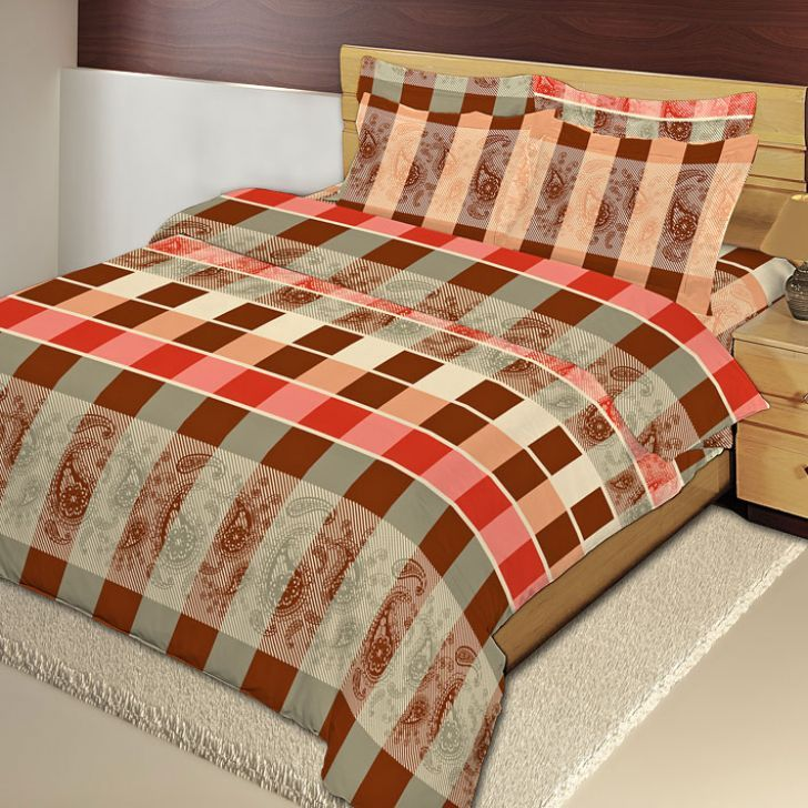 Bombay Dyeing Bed Sheets King Size
