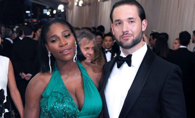 Why Alexis Ohanian thinks Serena Williams will have a girl