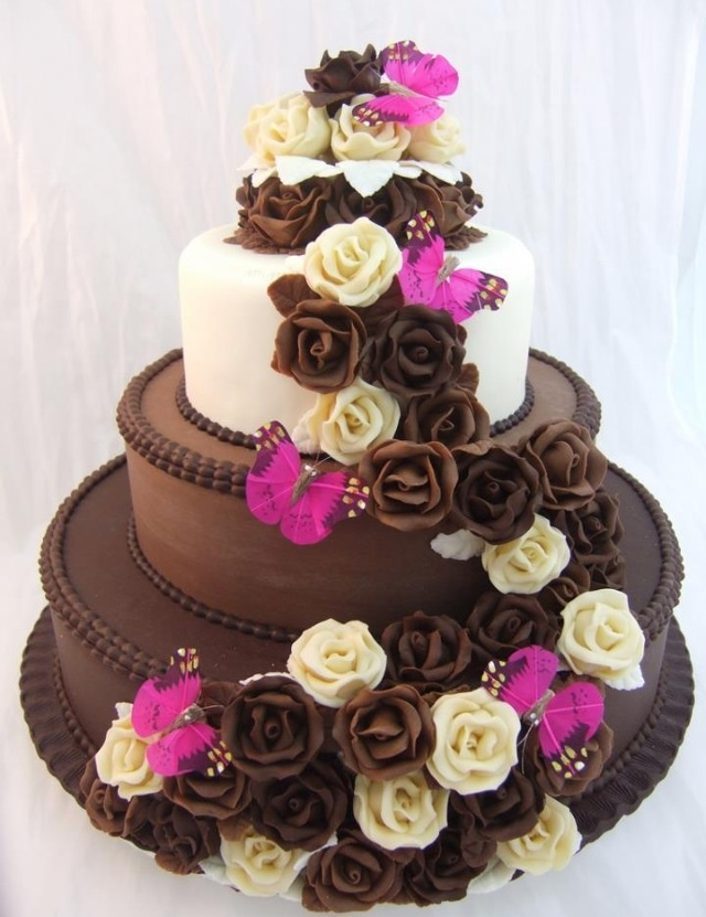 1415 best Extravagant Cakes images on Pinterest Beautiful