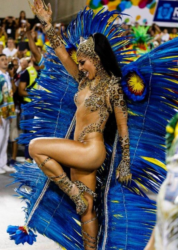 Sabrina Sato carnaval  Rio