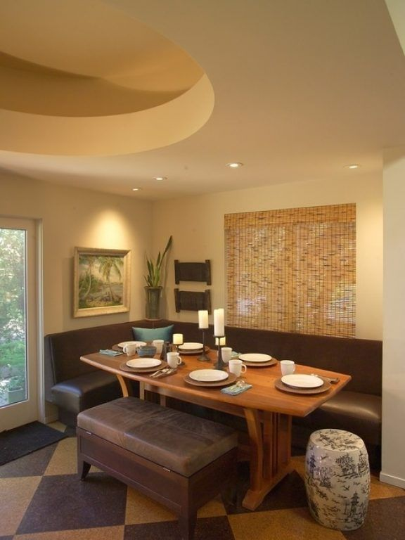 Dining Room Booth