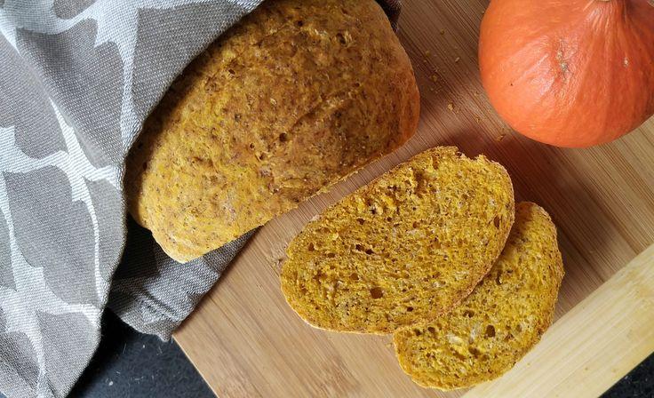 Tekvicový chlieb