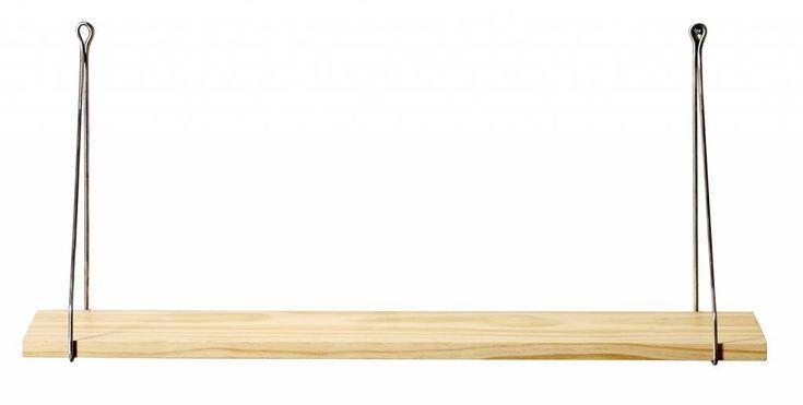 Bloomingville Metalen plankdragers