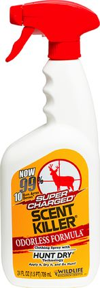 WILDLIFE RESEARCH CENTER INC Scent Killer 24oz, EA