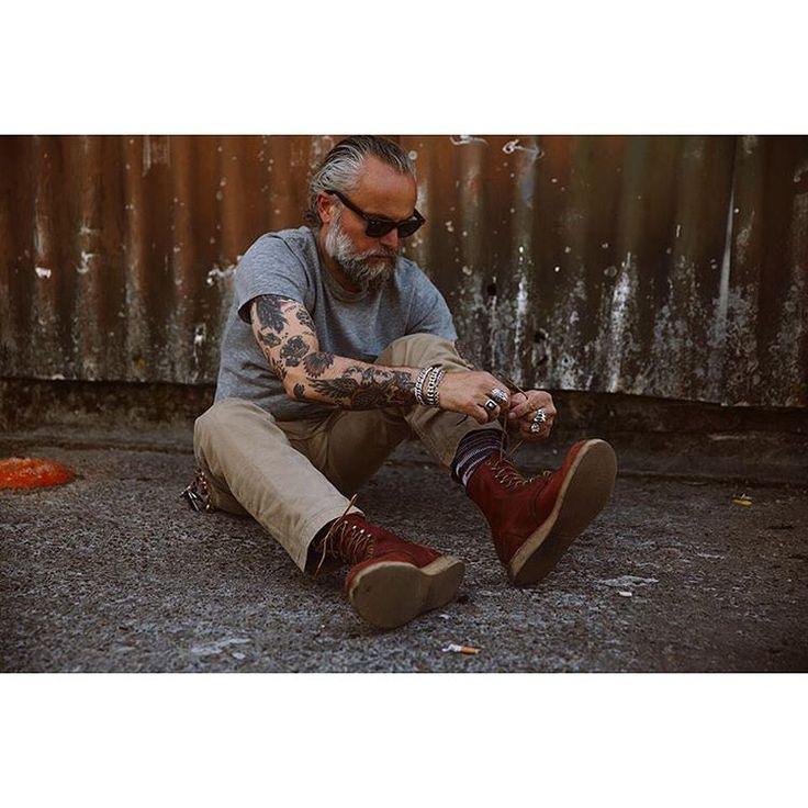 HepCat Store - Good choice from Rob at Eat Dust. Red Wing 877....