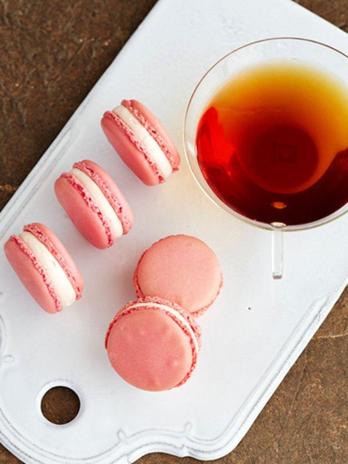 ローズの香りで優雅なティータイム|『ELLE a table』はおしゃれで簡単なレシピが満載!