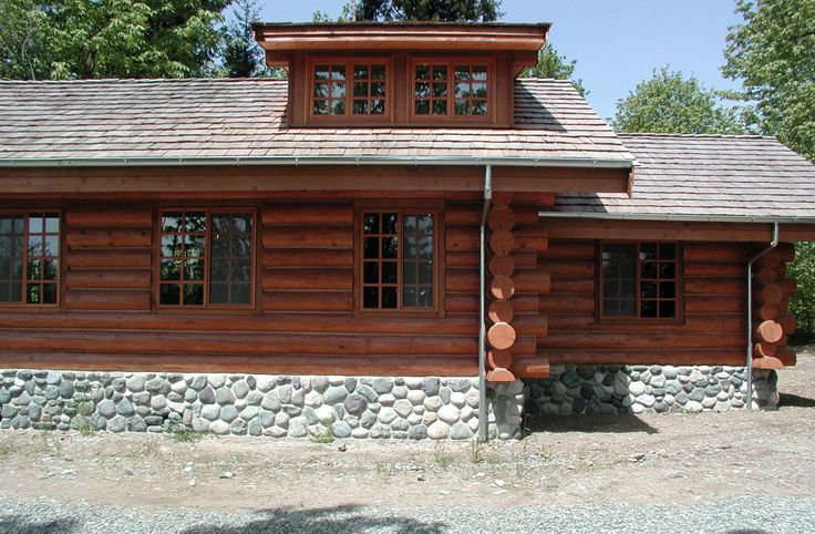 Lifeline ultra 2 bronze log home stain log home How to stain log cabin