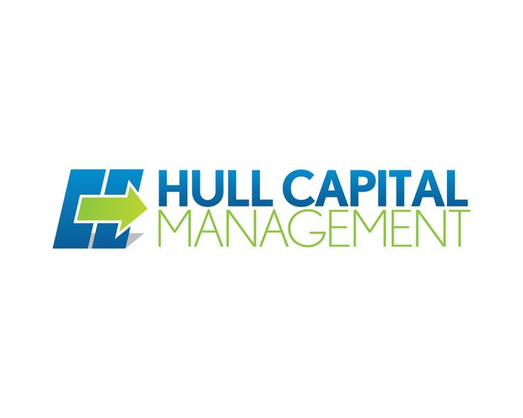 Logo Design | Hull Capital Management | 727 Creative Group