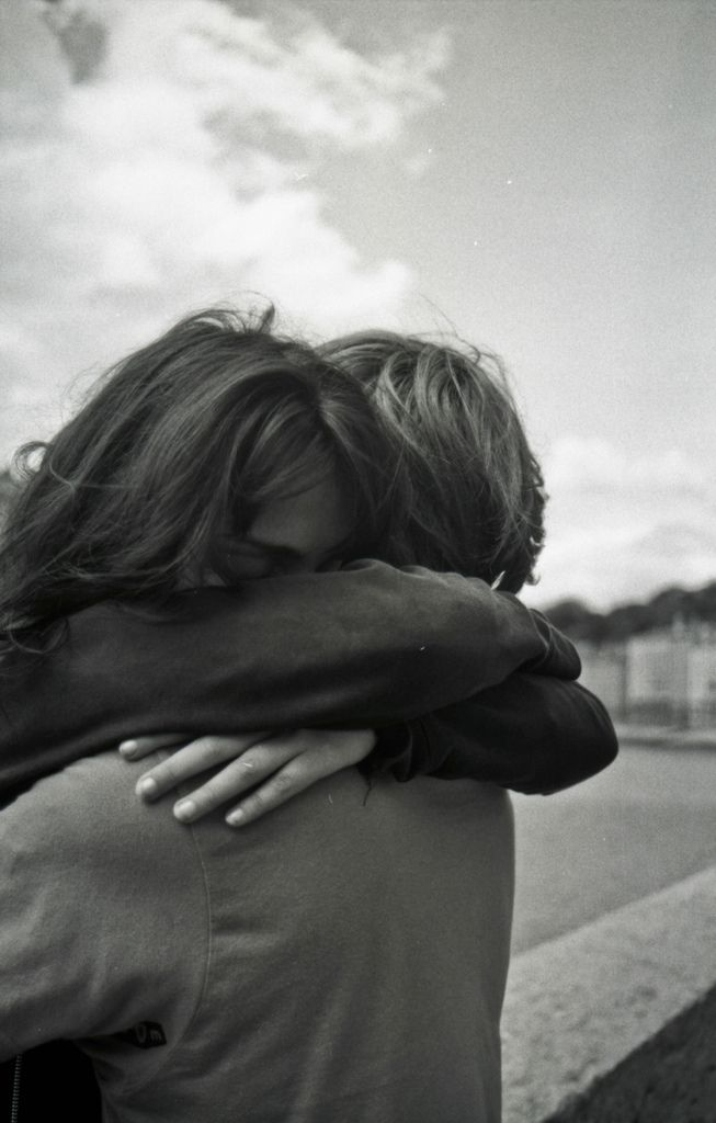 Passionate Hug Black And White 17 Best images about H...