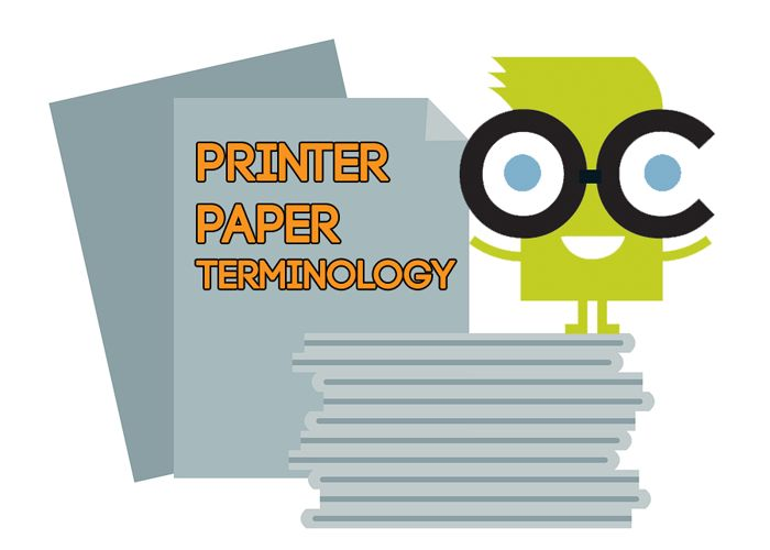 From brightness to weight, we are here to help you understand printer paper terminology and how to find your best fit!