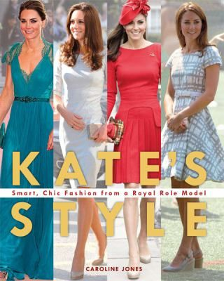 This essential guide to the Duchess of Cambridge's style celebrates her ladylike, yet youthful fashion flair and gives Kate fans an insider's look at her favorite designers and stores, plus her beauty and grooming tricks