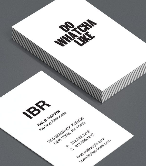 The 19 best business card ideas images on pinterest business cards these paper jam business card designs are an adaption of hand printed posters colourmoves