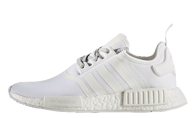 adidas NMD R1 Reflective White 3M via The Sole Supplier | shoes | Pinterest  | Adidas nmd r1 and Nmd r1