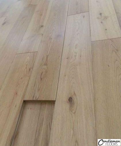 European White Oak Hardwood Flooring