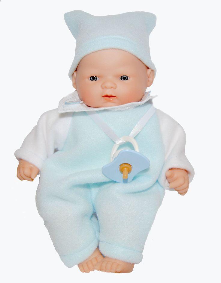 Little Baby Paul (26cm) #doll #muñeca #muñecabarrutoys #barrutoys