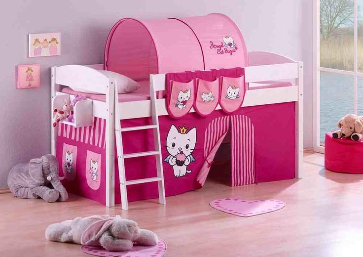 Hello Kitty Complete Slaapkamer : Hello Kitty Bunk Beds