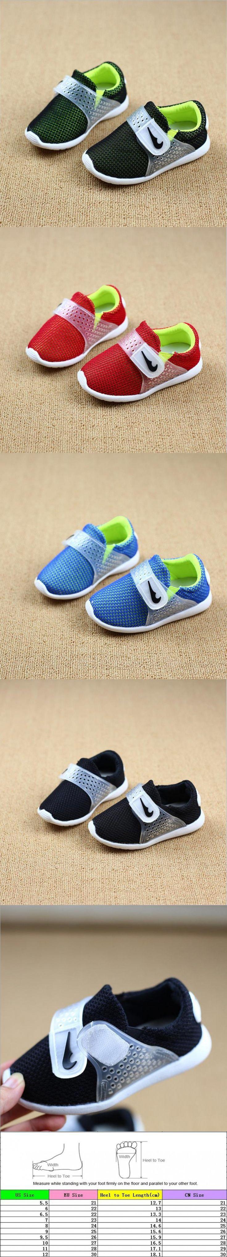 2016 Spring/autumn New casual Kids shoes, chaussure enfant breathable Mesh Fashion sneakers Children shoes/Sapato infantil