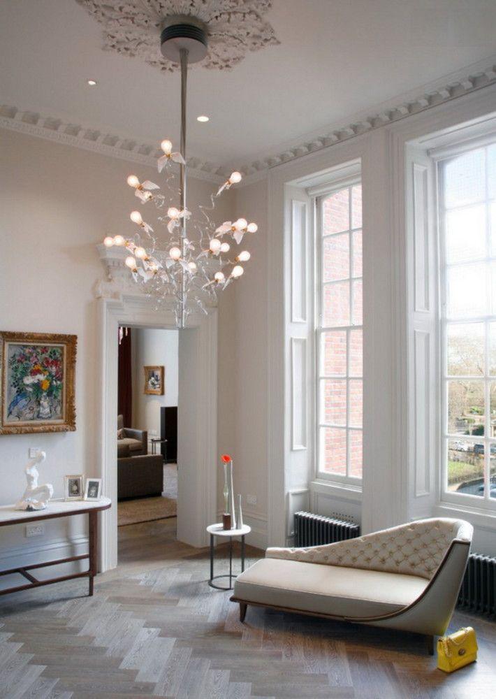 6 Must Try Living Room Lighting Ideas To Create An Elegant Look Interior Georgian Interiors Living Room Lighting