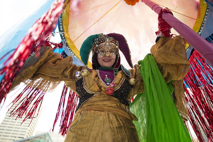 Street Performers' Festival