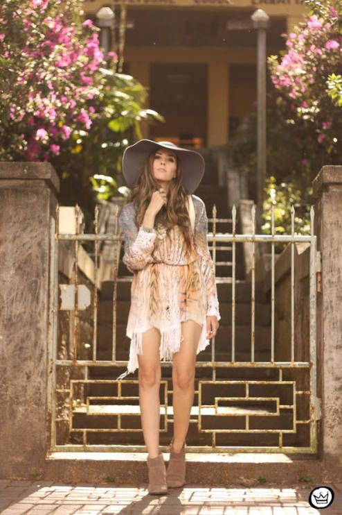 Bright light by Fashion Coolture  boho style | click the pin to check out my boho/gypsy board | SK