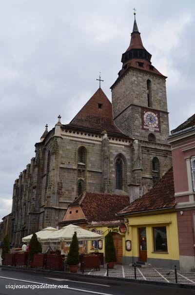 La Iglesia Negra de #Brasov, #Rumania