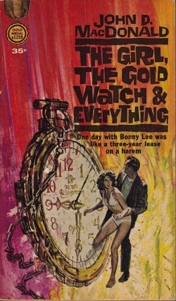 The Girl, The Gold Watch & Everything (1980) When Kirby inherits only one…