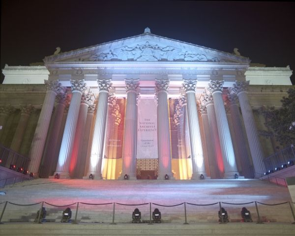 Visitor's Guide to the National Archives