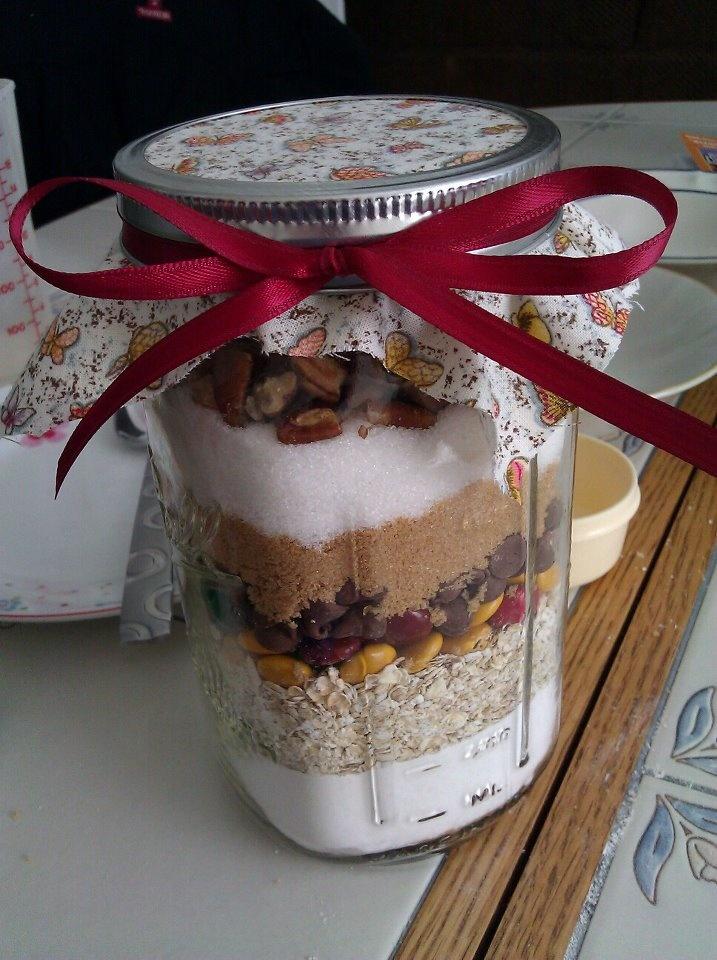 Cowgirl Cookie Jar